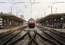 comboio alta velocidade